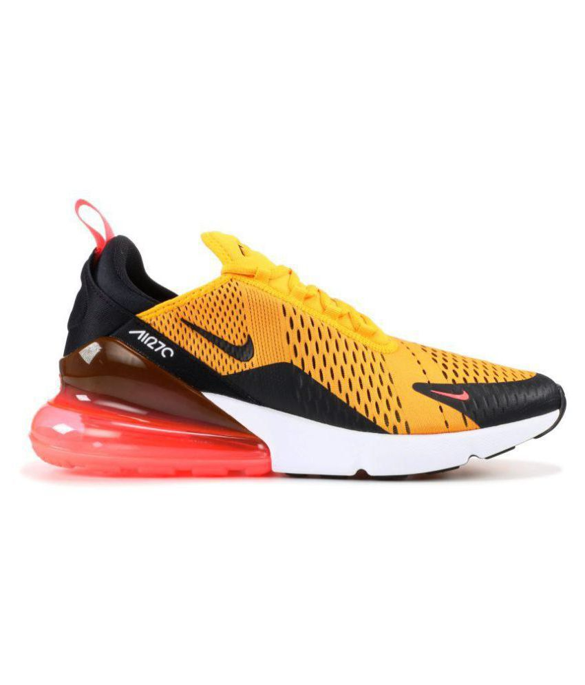 94def3e613 Nike TIGER Yellow Running Shoes Nike TIGER Yellow Running Shoes ...