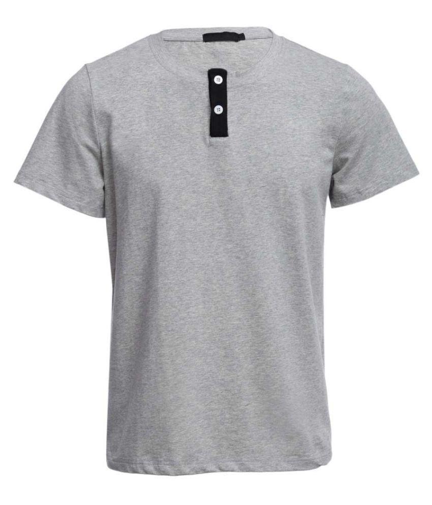 Whitleys Grey Round T-Shirt