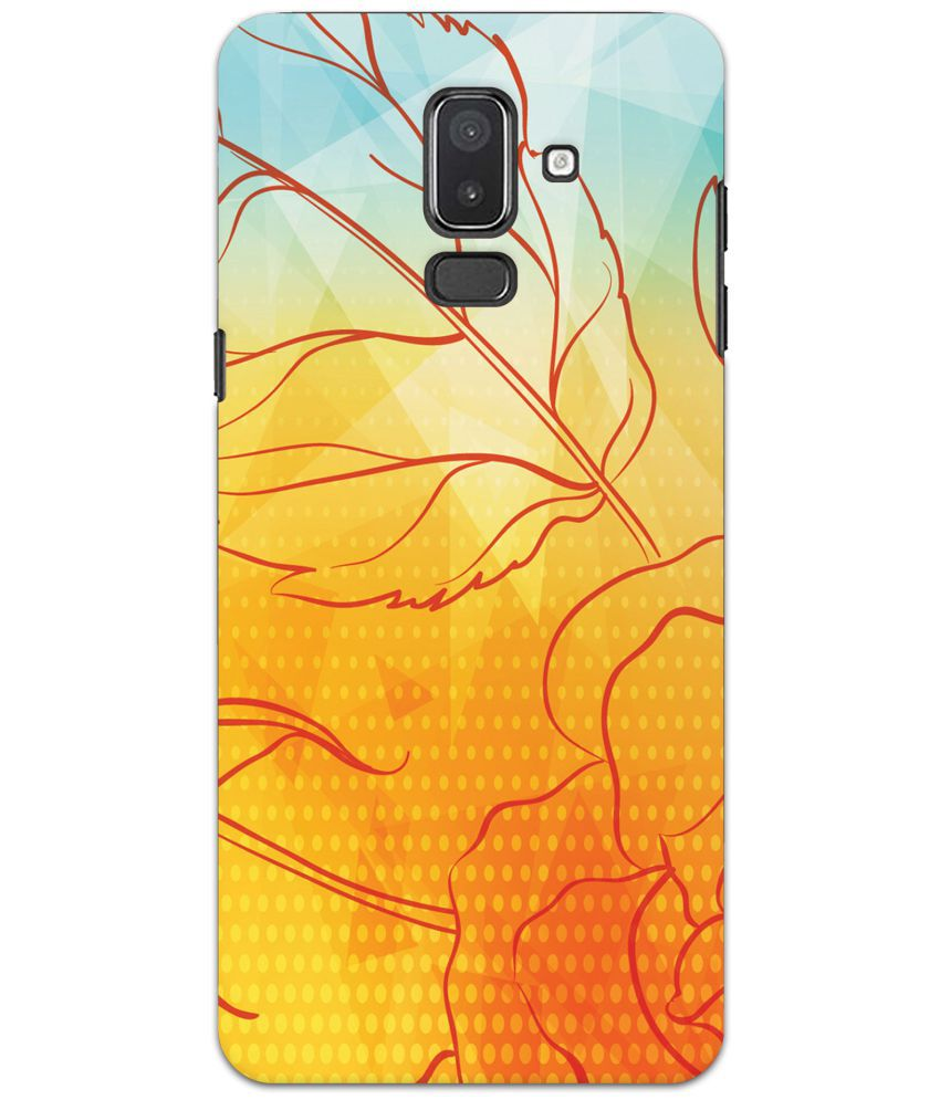 Samsung Galaxy J8 2018 Printed Cover By big fad indian