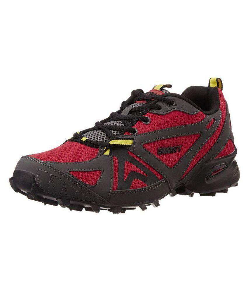 Wildcraft Red Running Shoes - Buy