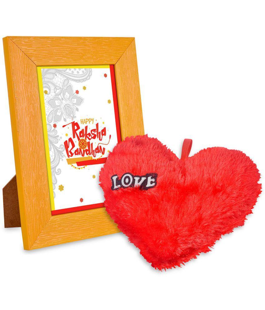 AlwaysGift PVC Valentine Hamper Multicolour - Pack of 2