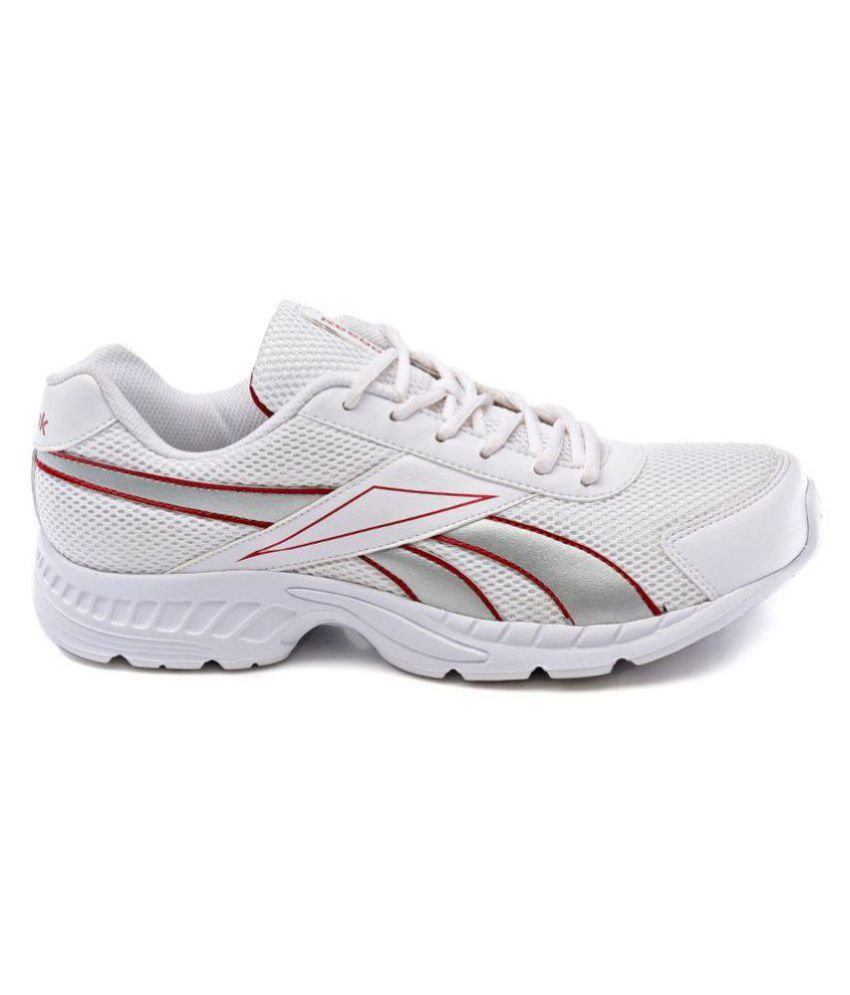 69fbd1fad48 Reebok Acciomax Trainer White Running Shoes Reebok Acciomax Trainer White  Running Shoes ...