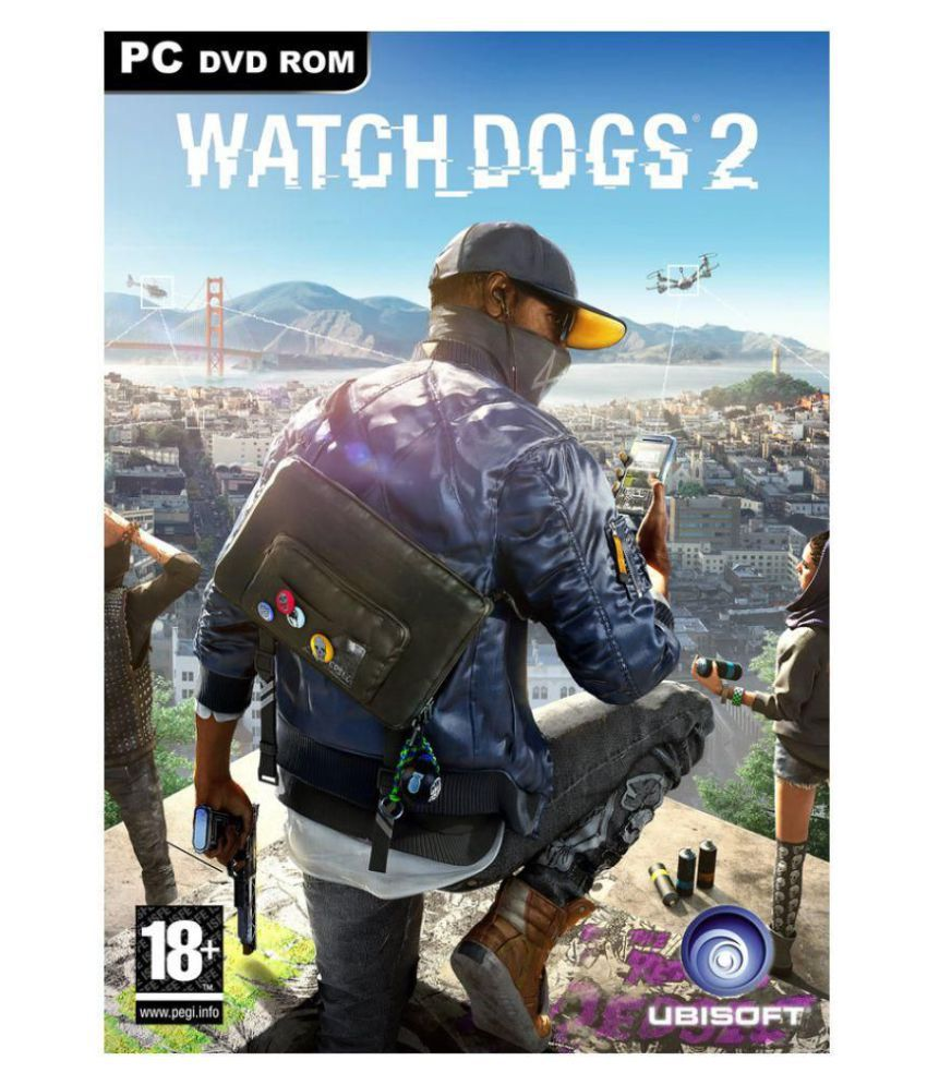 Buy TGS Watch Dogs 2 fline ly PC Game line at Best Price