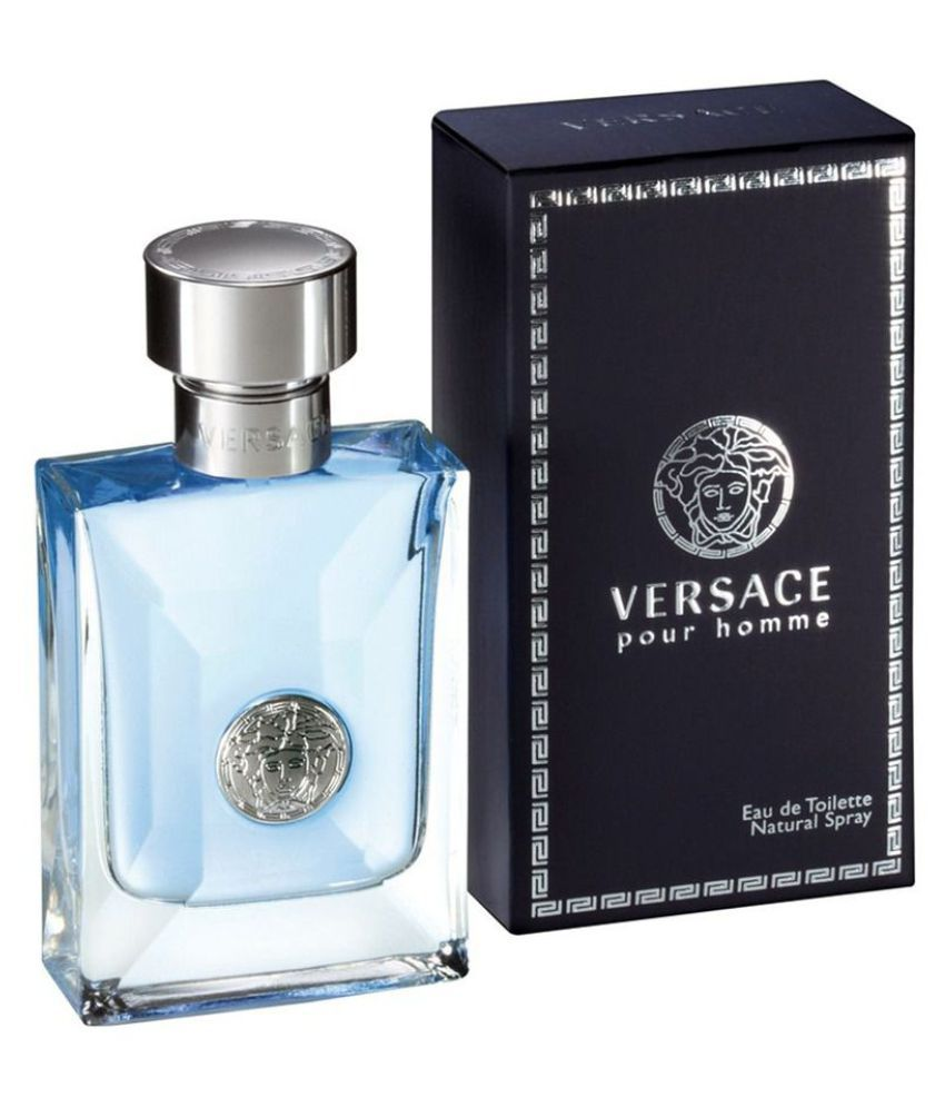 Versace Fragrances Pour Homme 100 ml Men EDT  Buy Online at Best Prices in  India - Snapdeal 71902c6eb02