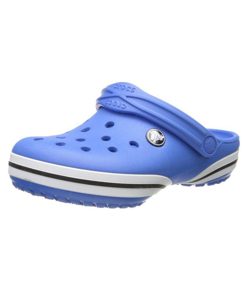 9c6c8ece3 Crocs Kids Unisex Crocband-X Clogs Price in India- Buy Crocs Kids Unisex  Crocband-X Clogs Online at Snapdeal