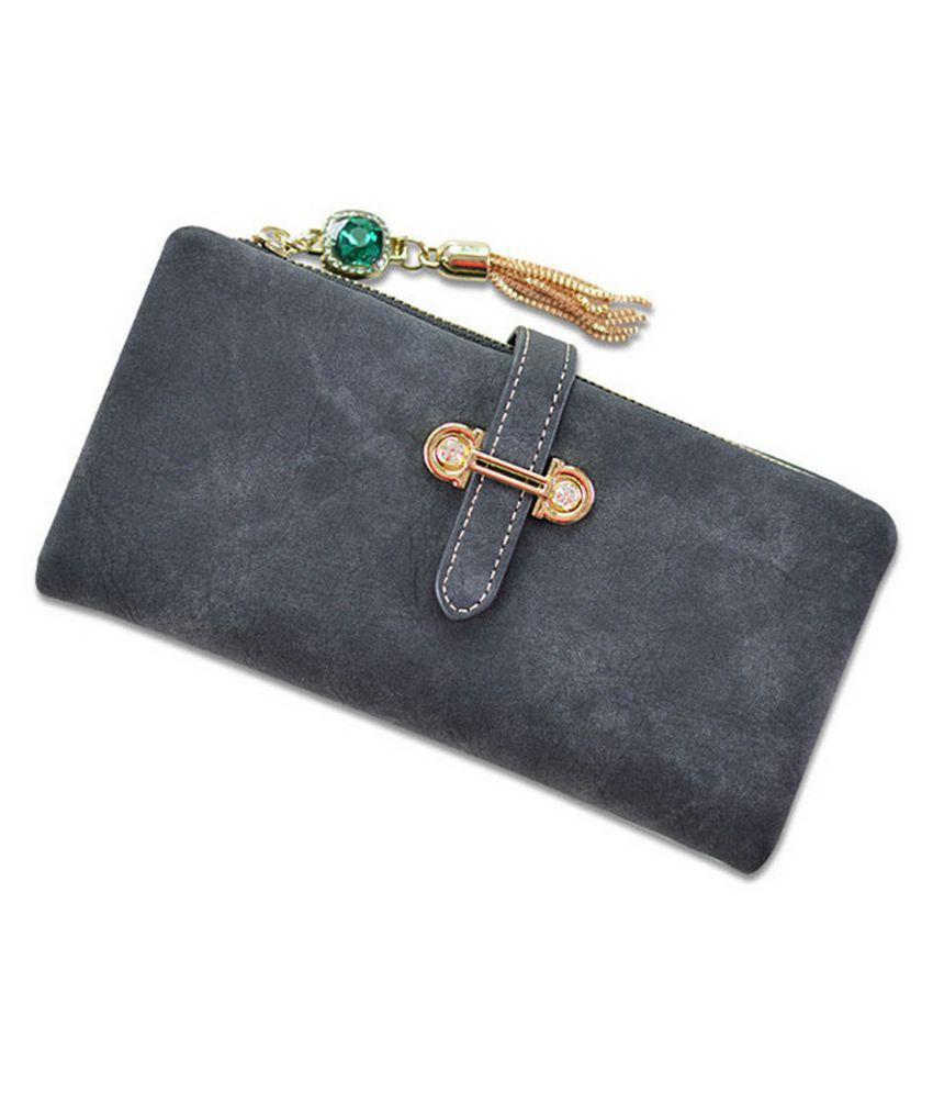 Elios Black Wallet