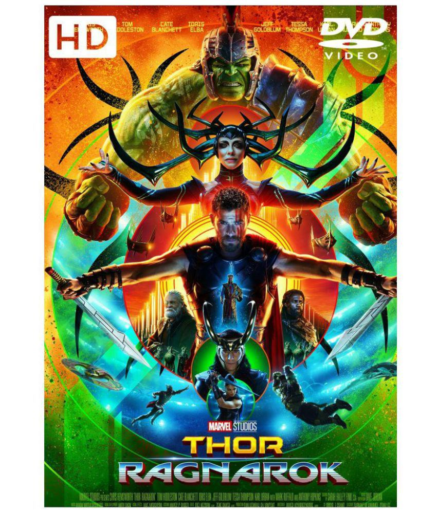 Thor Ragnarok Dvd Hindi Buy Online At Best Price In India Snapdeal