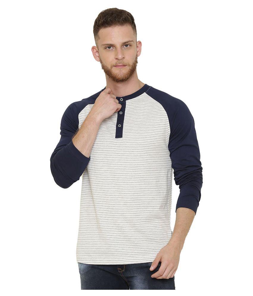 VUDU Multi Full Sleeve T-Shirt