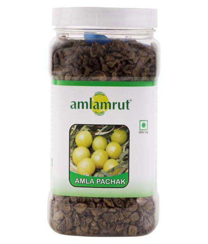 Amlamrut Amla Pachak Salty Hard Candies 500 gm Pack of 2