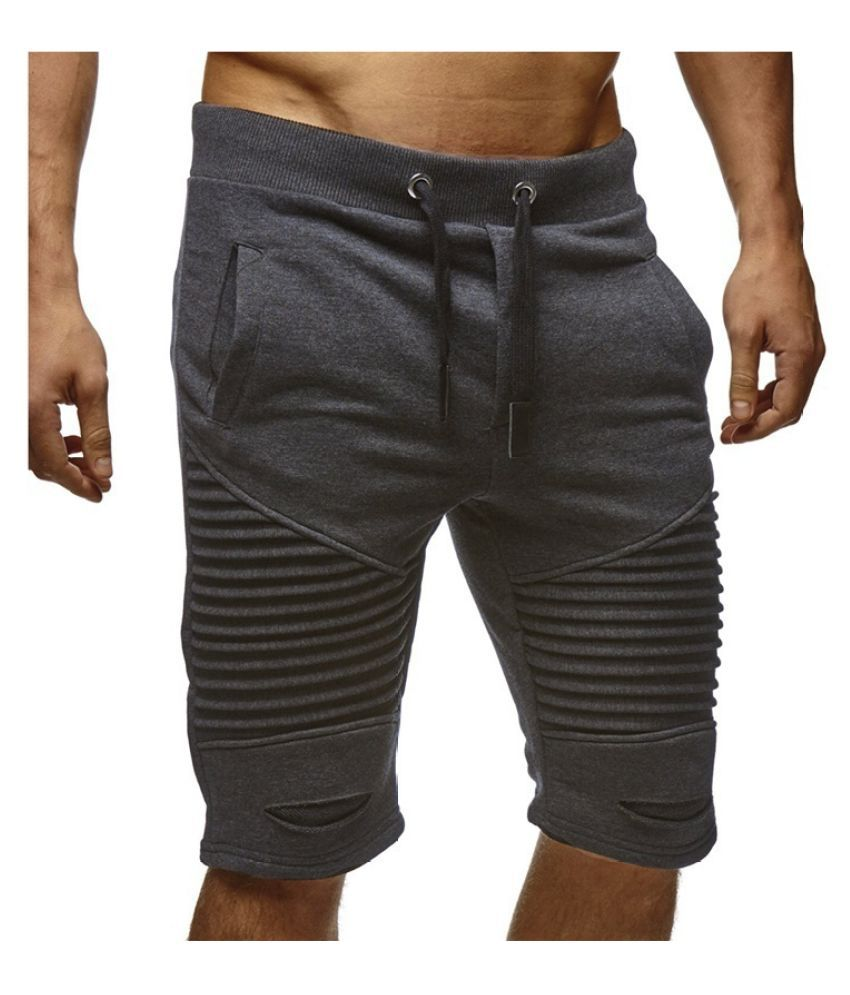 Changing Destiny Grey Shorts