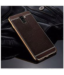 the best attitude 601df fb505 Artificial Leather Plain Mobile Covers: Buy Artificial Leather Plain ...