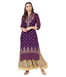 purple kurtis buy purple kurtis online at best prices in india on rh snapdeal com