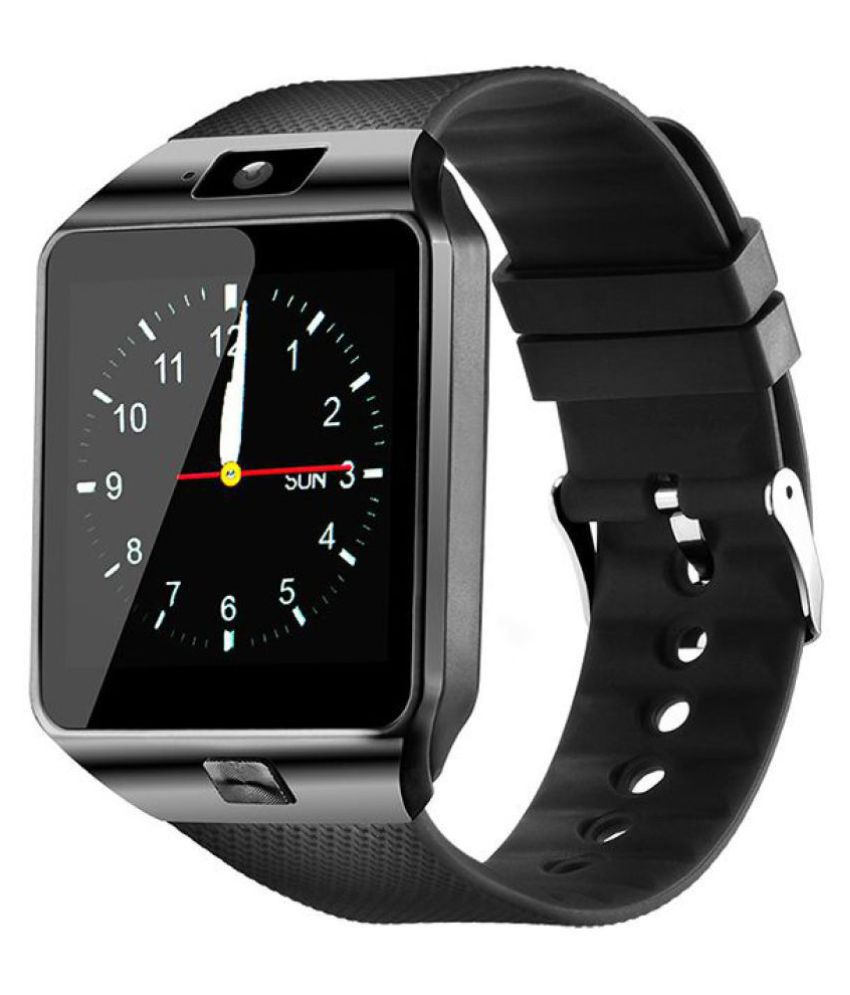 newest ce7a8 50440 JOKIN DZ09-D2 Compatible with VIVO V9 & IPHONE 8 Smart Watches