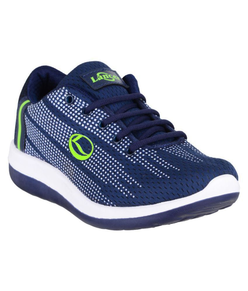 f7f02cb2687b Lancer Navy Running Shoes - Buy Lancer Navy Running Shoes Online at Best  Prices in India on Snapdeal