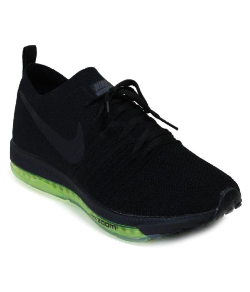 brand new 3702d aedc6 ... where can i buy nike 2017 zoom all out black running shoes 5b0bb 929e4