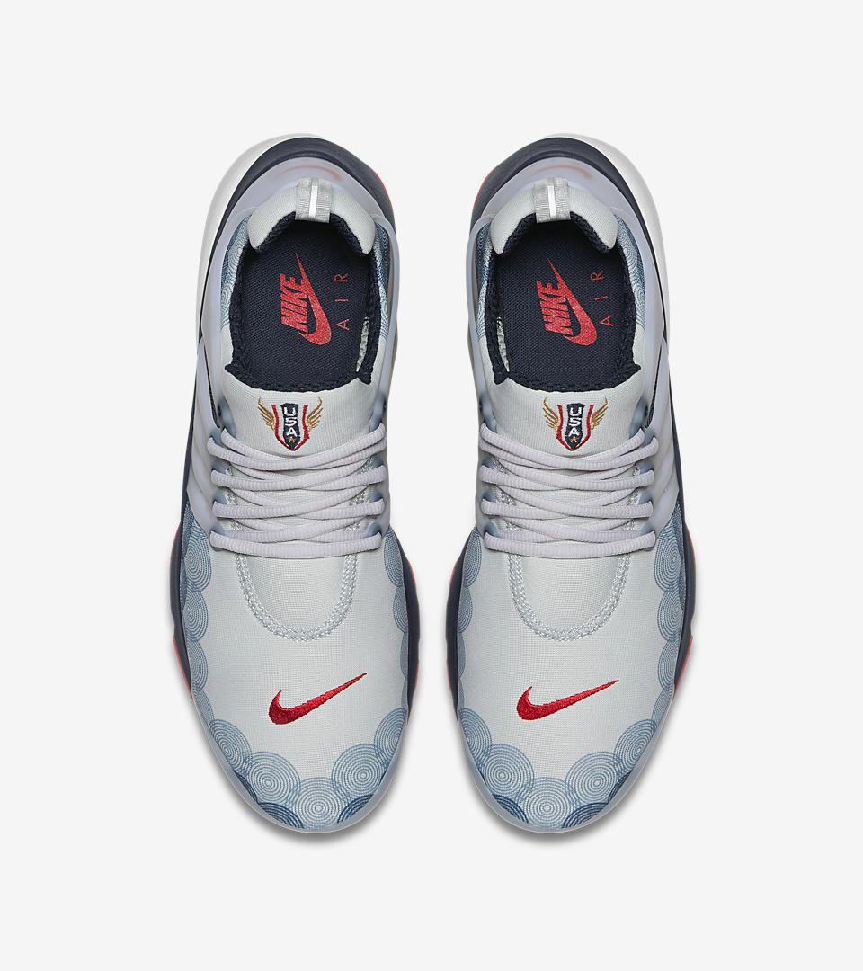 06d856cc7a79 Nike Air Presto U.S.A White Running Shoes - Buy Nike Air Presto ...