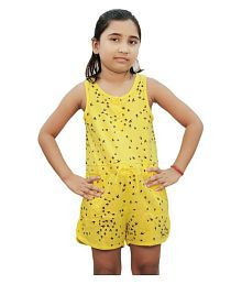 ca4bb47b5 Girls Jumpsuits: Buy Stylish Jumpsuits for Girls Online | Snapdeal