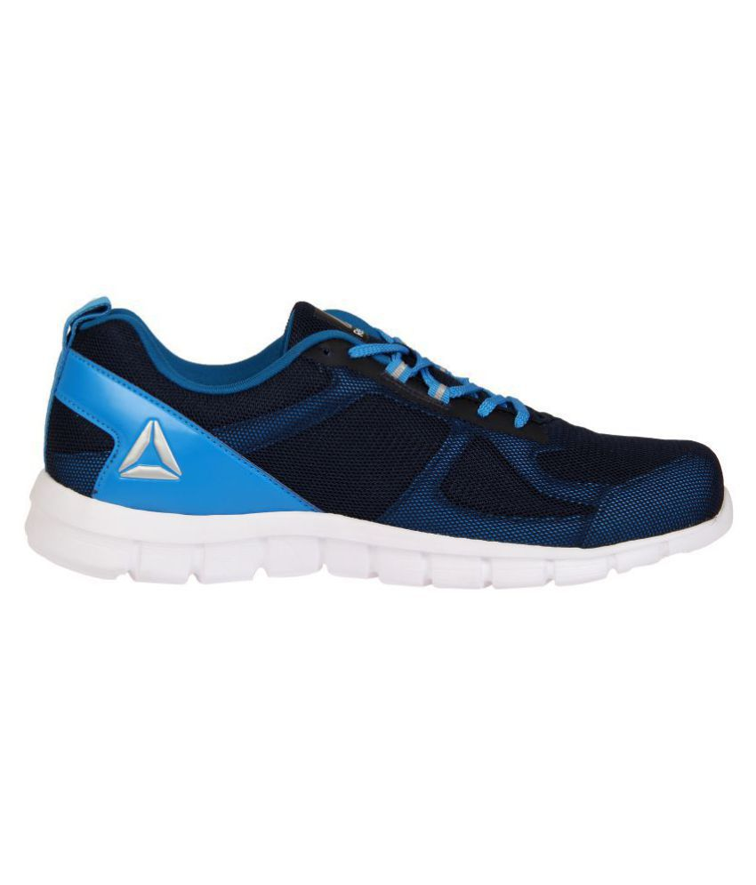 Reebok SUPER LITE Navy Running Shoes Reebok SUPER LITE Navy Running Shoes  ... 7fec9f851