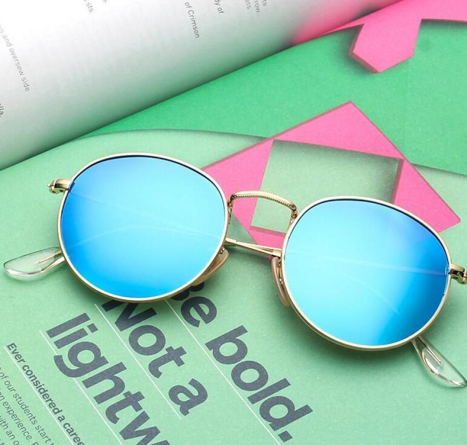 Swagger KIN Luxury Vintage Round Sunglasses Sold by ZXG