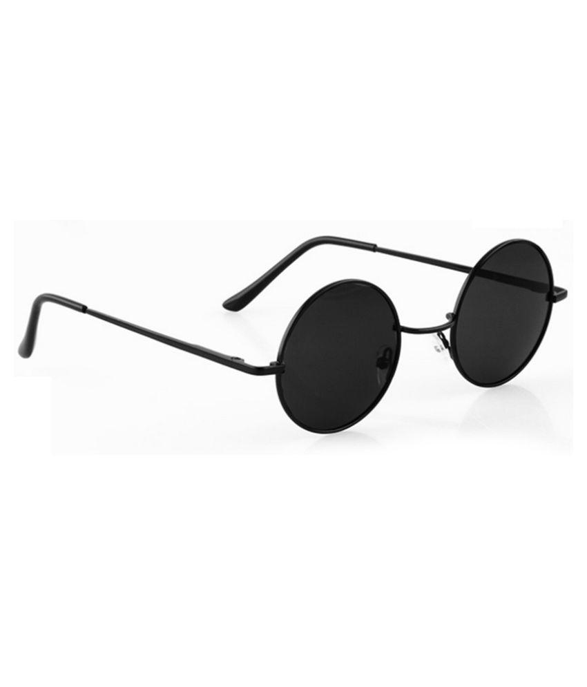 Swagger 2018 New Fashion Unisex Retro Lens Round Sunglasses Retro Eyeglasses Glasses Sold by ZXG