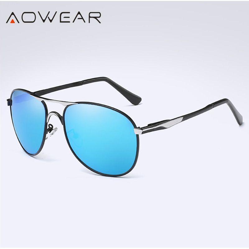 Swagger Luxury Metal Design Polarized Sun Glasses Anti UV Oculos De Sol Anti Uv Men/Women Eyewear Sold by ZXG
