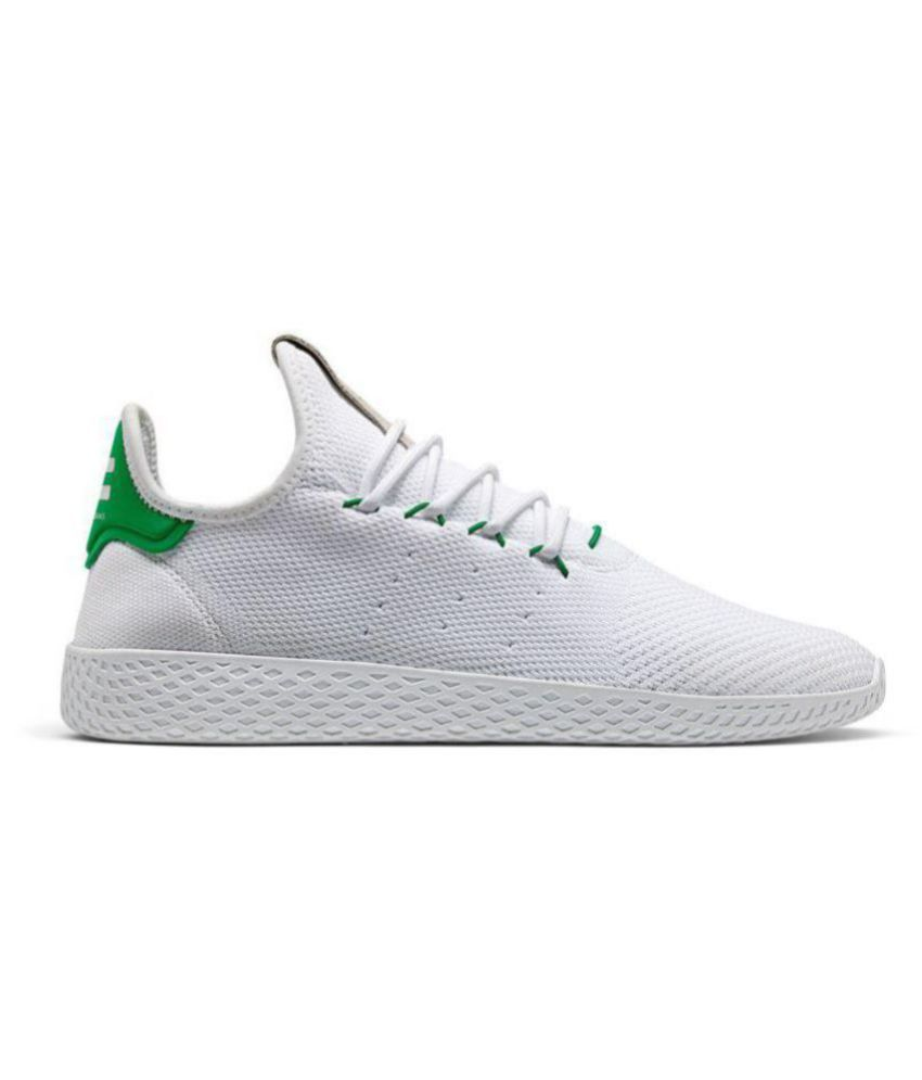 2018c98949b9b Adidas Sneakers White Casual Shoes - Buy Adidas Sneakers White Casual Shoes  Online at Best Prices in India on Snapdeal