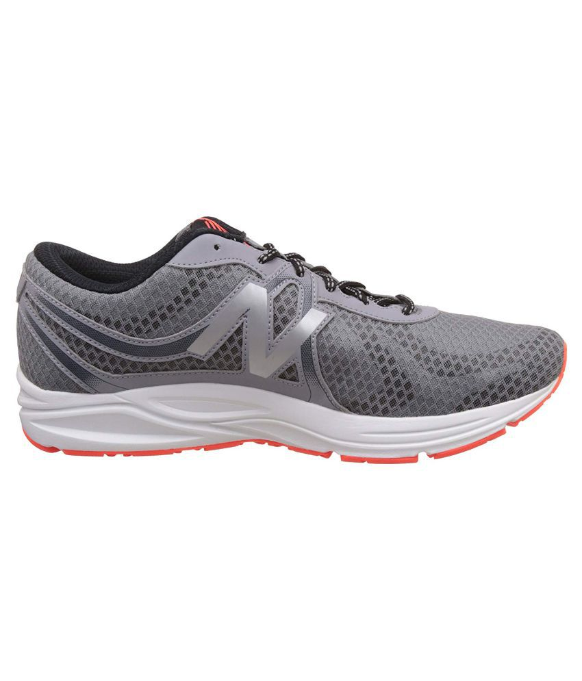 4efc6bbe526cc New Balance Gray Running Shoes - Buy New Balance Gray Running Shoes Online  at Best Prices in India on Snapdeal