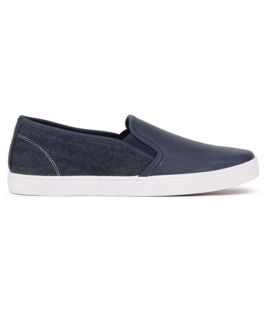 Bata Sneakers Navy Casual Shoes - Buy