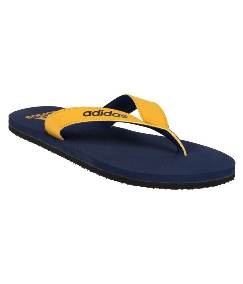 3792a384e Adidas Blue Thong Flip Flop Price in India- Buy Adidas Blue Thong Flip Flop  Online at Snapdeal