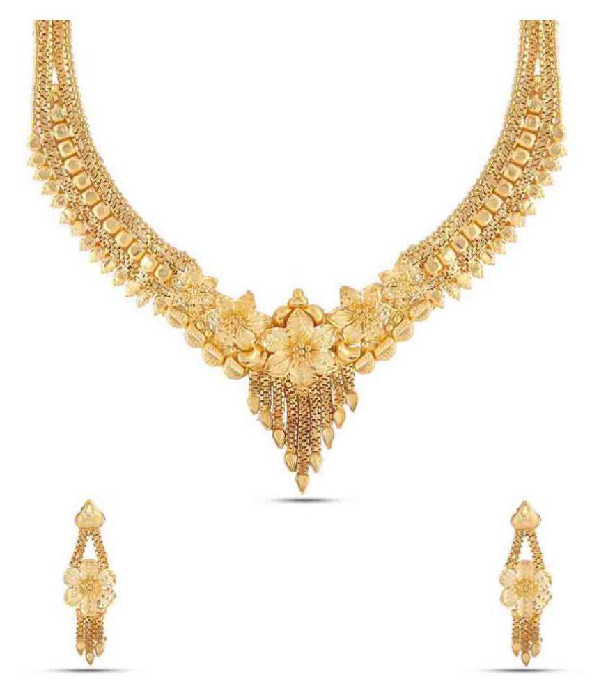 Kalyani Covering Necklaces Set