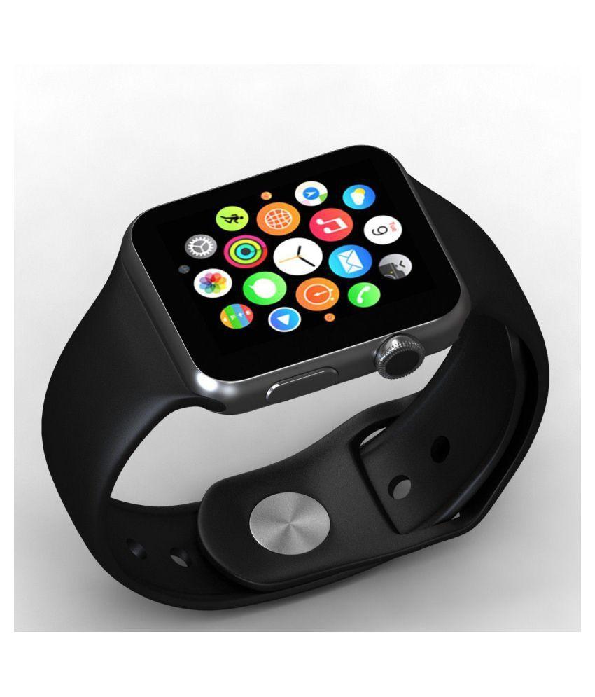 AVAN A1 BLACK Smart Watches