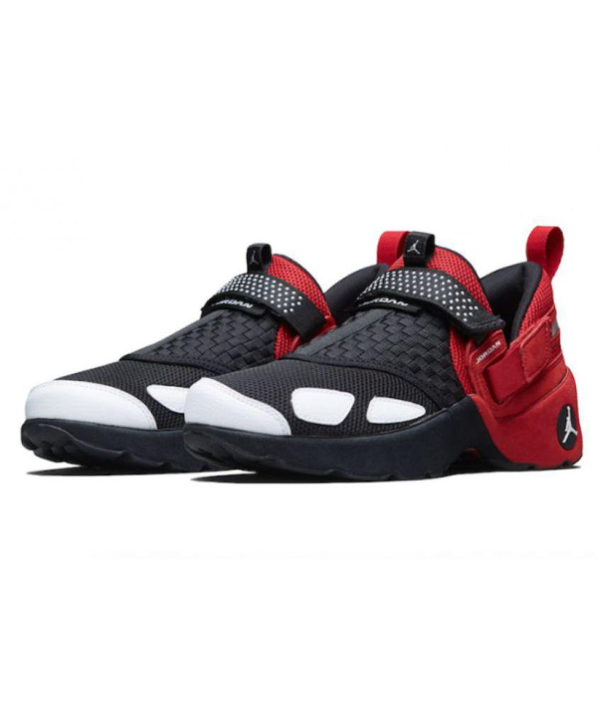 696bca0605df2 cheapest jordan trunner lx retro black training shoes eb1ce b36fd