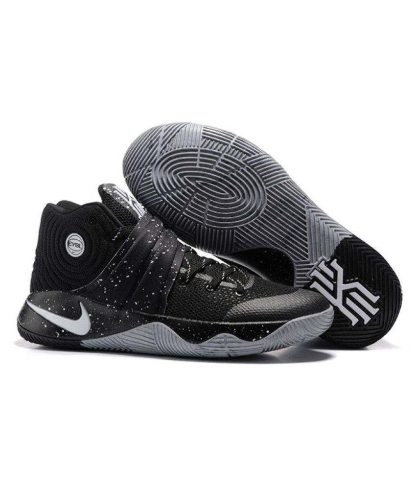 Nike Kyrie 2 EYBL Black Basketball Shoes - Buy Nike Kyrie 2 EYBL Black  Basketball Shoes Online at Best Prices in India on Snapdeal 3b67932af