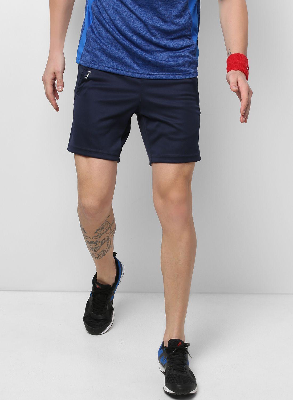 Rock.it Navy Shorts