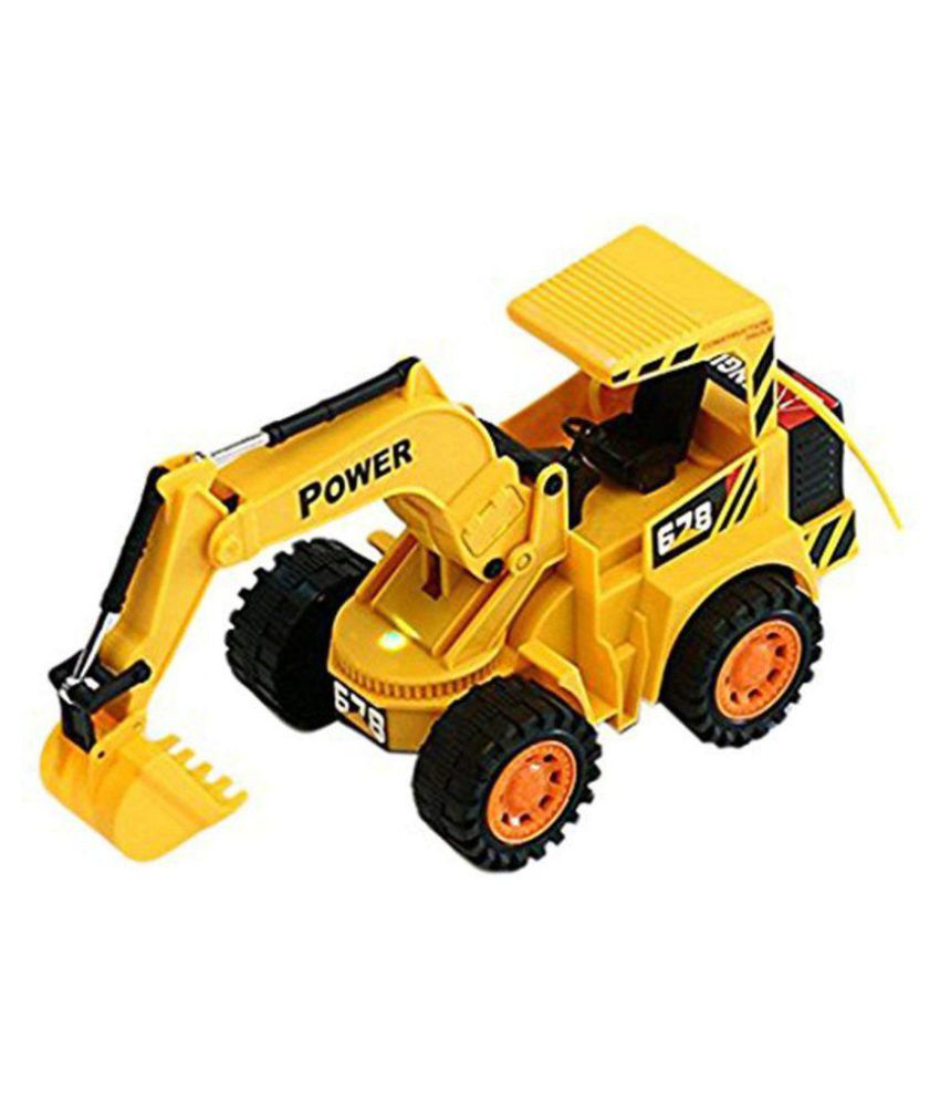 New Toy Chehar Enterprise Latest Remote Control Jcb Construction