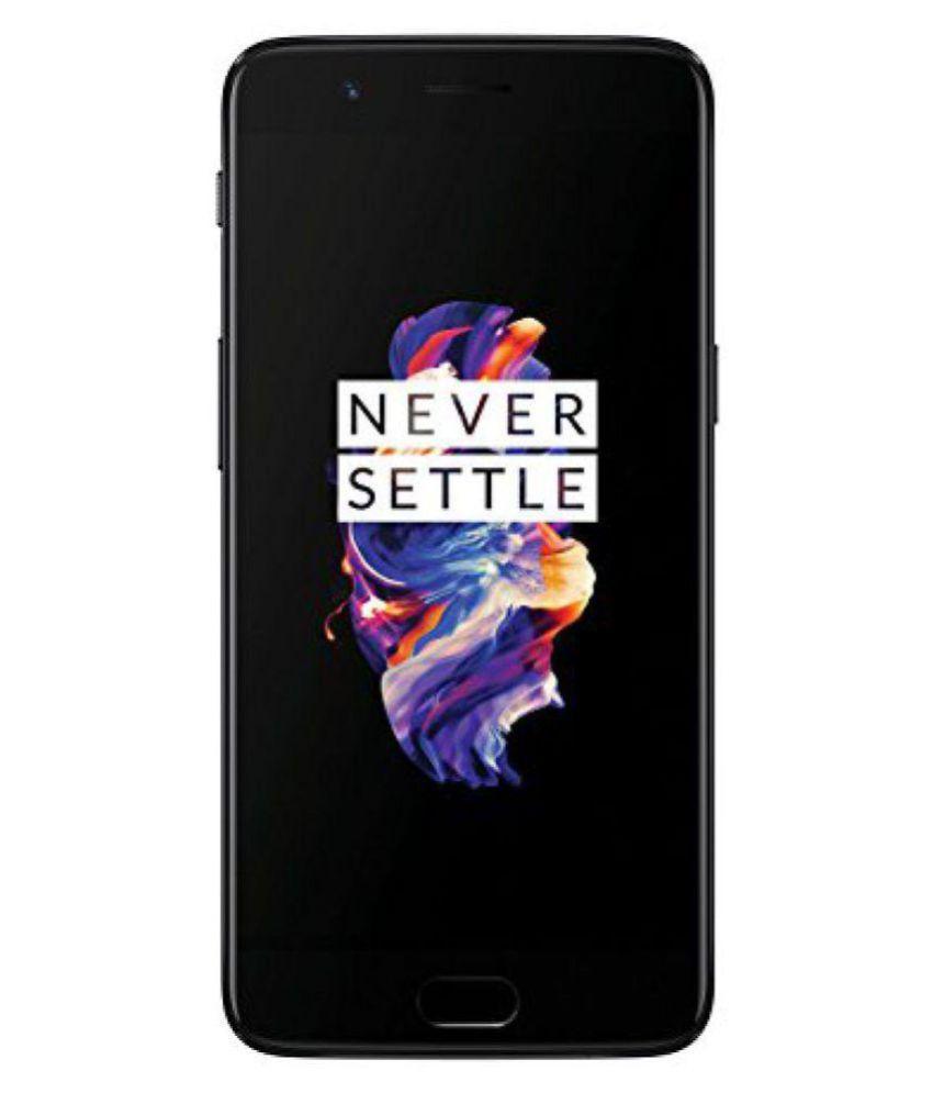 OnePlus 5 ( 128GB , 8 GB ) Slate Grey
