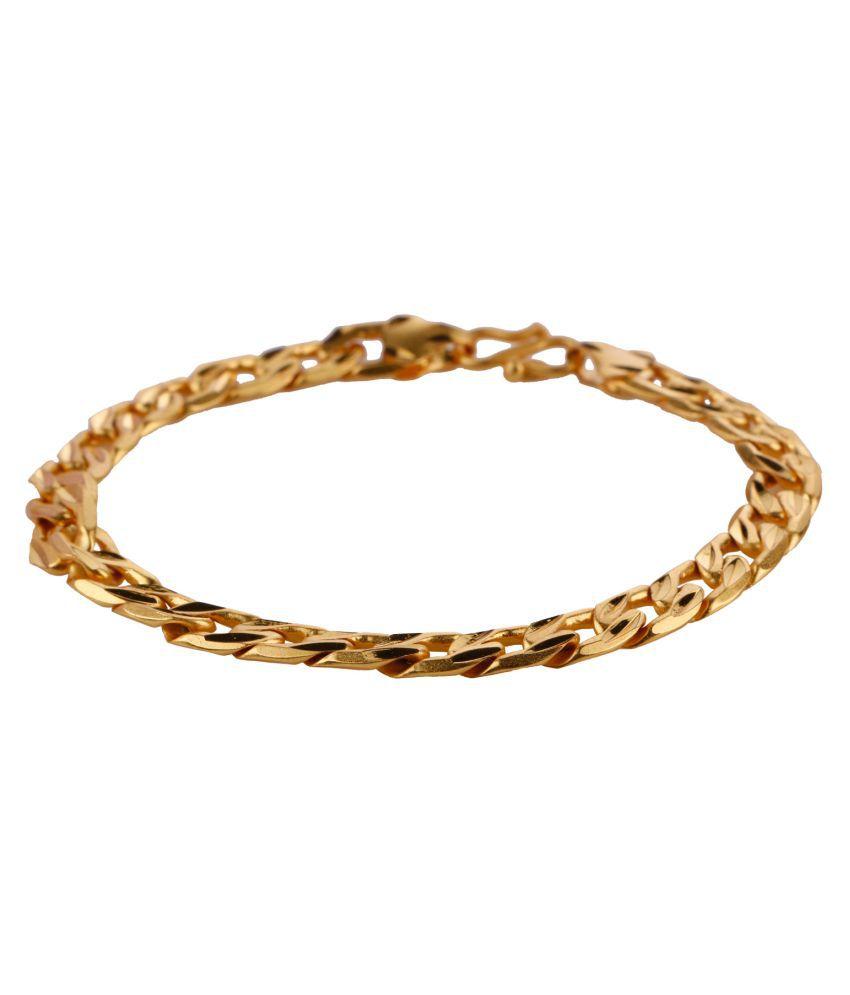 Pourni 24kt Gold Plated Bracelets - PBR1641