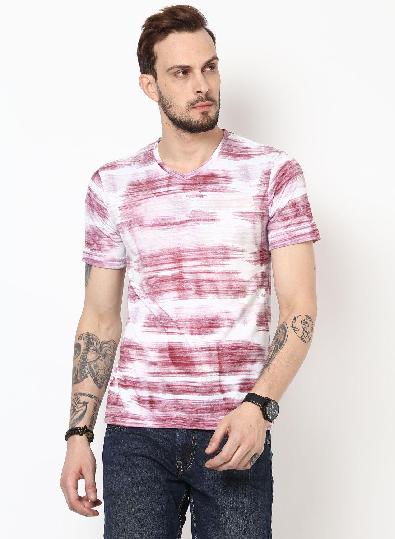 Monte Carlo Pink Half Sleeve T-Shirt