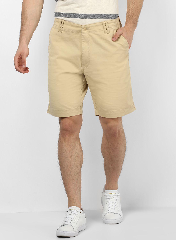 Monte Carlo Brown Shorts