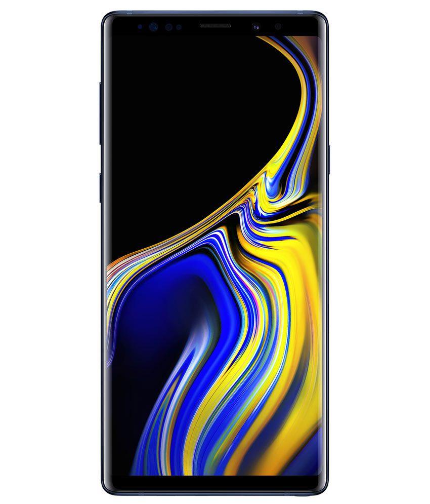 Samsung Galaxy Note 9 (512GB, 8GB RAM)
