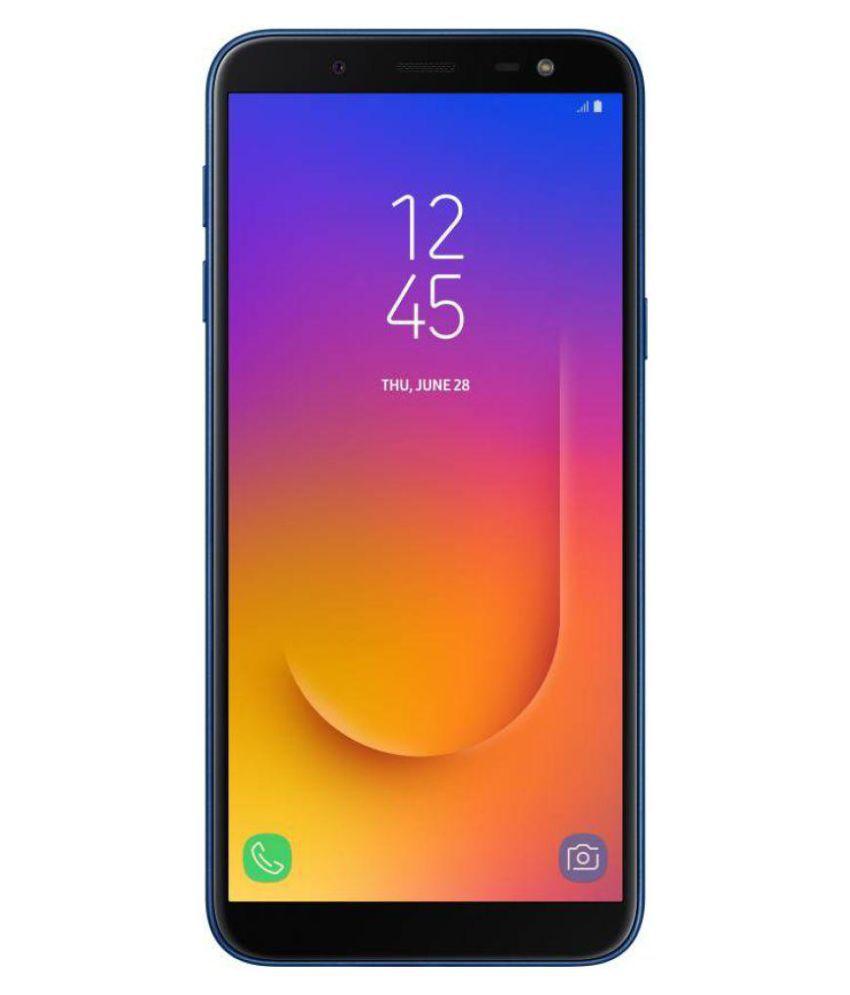 Samsung Galaxy J6 (64GB, 4GB RAM)- sAMOLED Infinity Display