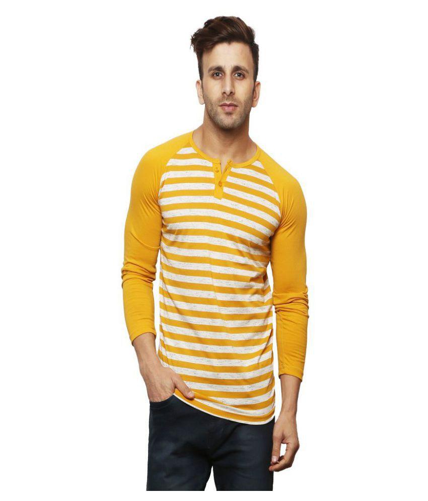 Leana Multi Full Sleeve T-Shirt Pack of 1