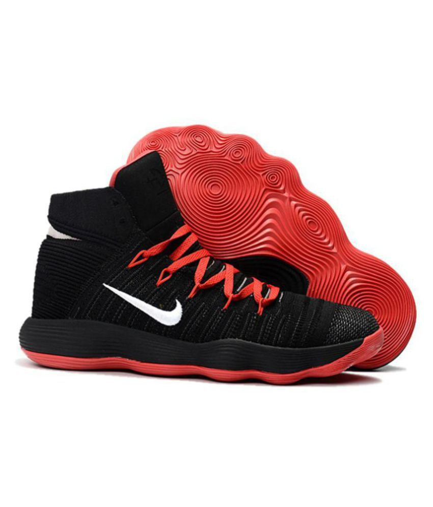 hot sale online d6aaa 6aa64 ... free shipping nike hyperdunk 2017 black basketball shoes 80069 b8c7d