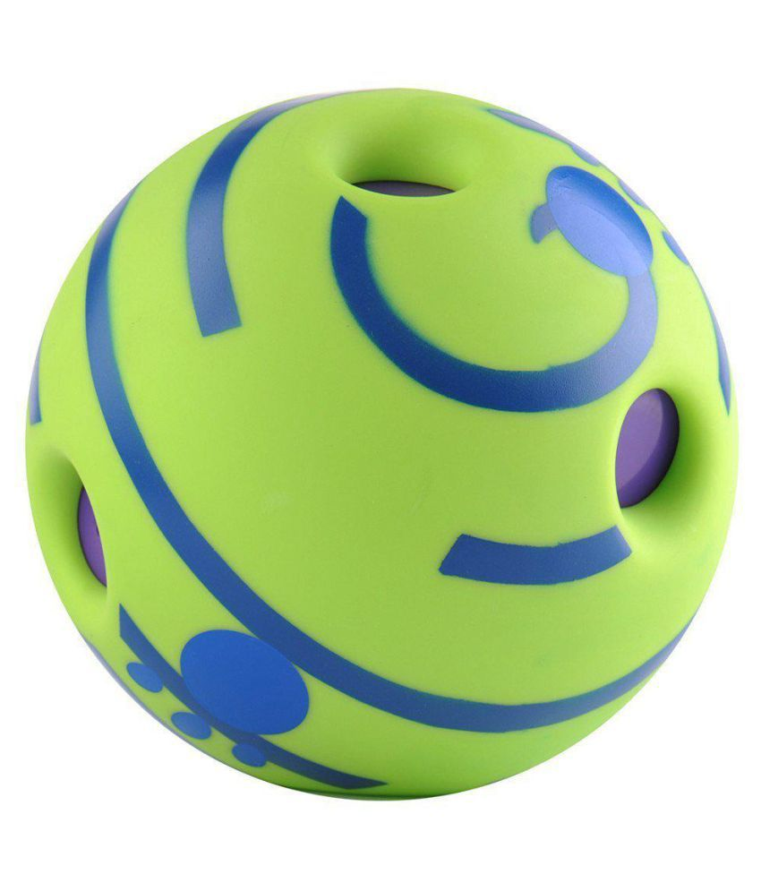 Wobble Wag Giggle Ball Dog Play Ball Training Sport Pet Toys With Funny Sound Pet Puppy Chew Toys