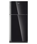 Whirlpool 585 litres 2 Star TM 585 litres CRYSTAL BLACK, 2 Star Double Door Refrigerator