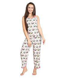 a94147b43e Rayon Sleepwear: Buy Rayon Sleepwear for Women Online at Low Prices ...