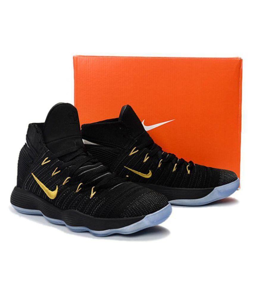 94e2467ce181 ... free shipping nike hyperdunk 2017 black basketball shoes a8c62 eab19