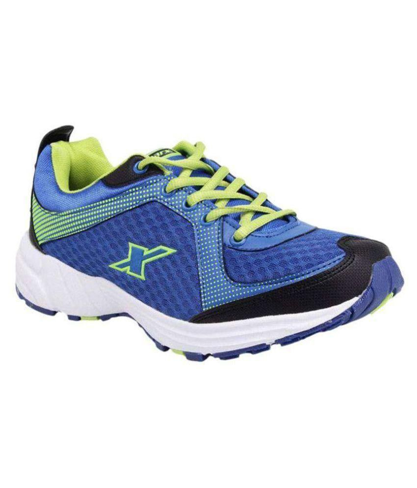 f8b2e5f0458 Sparx SM 213 Blue Running Shoes - Buy Sparx SM 213 Blue Running Shoes Online  at Best Prices in India on Snapdeal