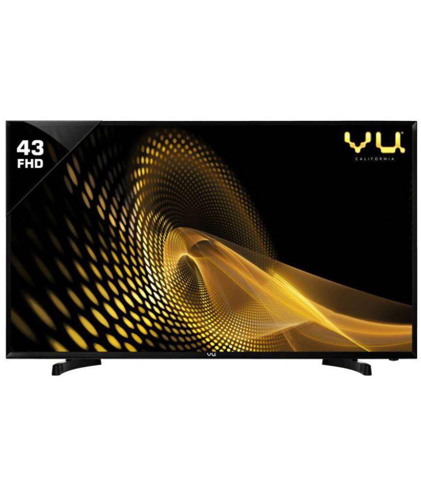Vu 4043F 109 cm     Full HD  FHD  LED Television