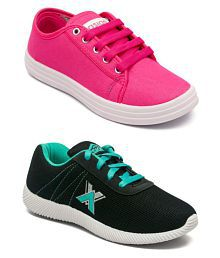 12745e8ed1136 Casual Shoes for Women: Buy Sneakers, Loafers, Canvas Shoes Online ...